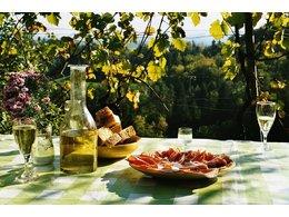 Víno a jídlo