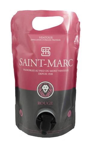 BIB 1,5 L Saint Marc Ventoux rouge