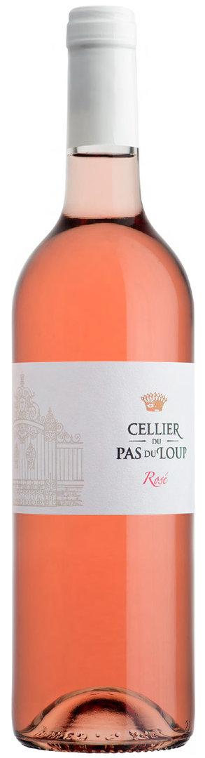 Cellier du Pas du Loup rosé 0,75l