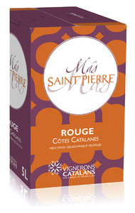BIB 5 l Mas Saint Pierre Rouge