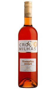 Croix Milhas Rivesaltes Ambré 0,75l