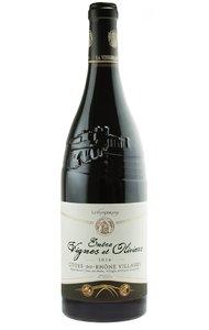 Entre Vignes et Oliviers CDR Villages 0,75l