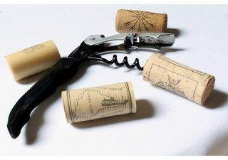 Vývrtky a otevírání vína