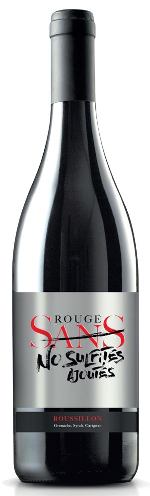 AOP Rouge Sans No Sulfites ajoutés 0,75l