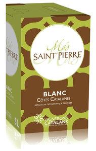 BIB 5 l Mas Saint Pierre Blanc